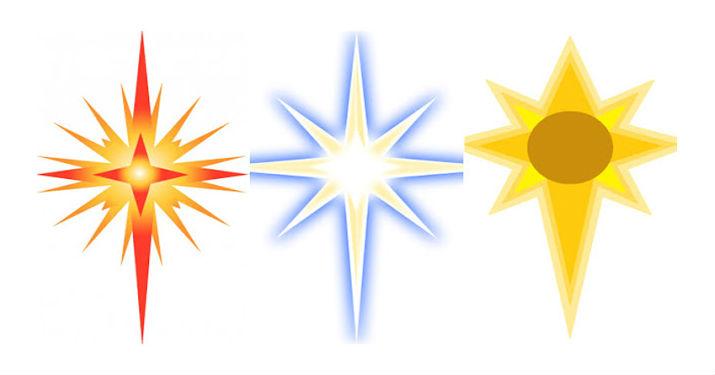 Загадайте желание и выберите звезду